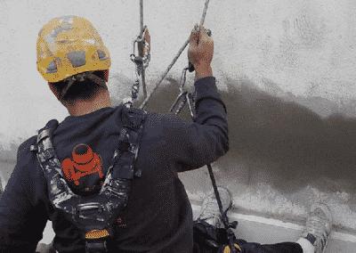 Contratar empresa para trabajos verticales en Madrid