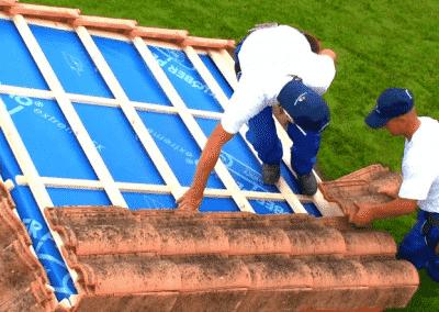 Instalacion de cubiertas en madrid