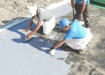 Productos para impermeabilizacion de cubiertas en madrid
