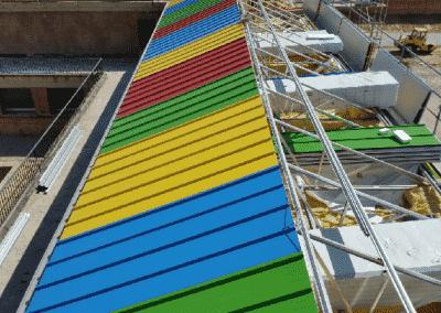 Tipos de instalacion de cubiertas en Madrid