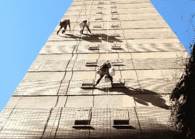 Tipos de trabajos en altura en Madrid