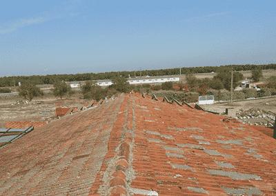 recuperacion tejados madrid