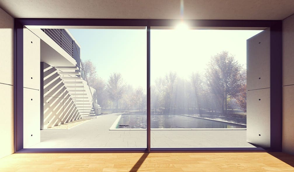 Aislar ventanas para aumentar el confort interior