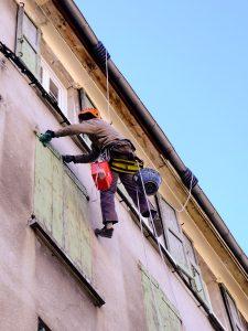 Soluciones a aplicar contra desperfectos de fachadas