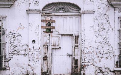 Desprendimientos en fachadas
