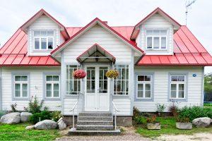 ¿Por qué elegir las fachadas en las casas?