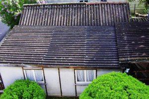 ¿Qué saber de los tejados con amianto y fibrocemento?