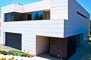Sistema de fachadas ventiladas