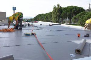 Impermeabilización de edificios en Madrid